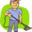 Бизнес-идея №2: «Чистка ковров»